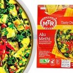 Alu Methi, Potato Curry, Ready to Eat, MTR, 300g