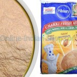 Chakki Fresh Atta, Indian Whole Wheat Flour, Pillsbury, 5Kg