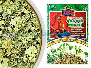 Methi Leaves, Qasuri, Fenugreek Leaves, TRS