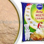 Multigrains Atta, Indian Whole Wheat Flour, Pillsbury, 5kg