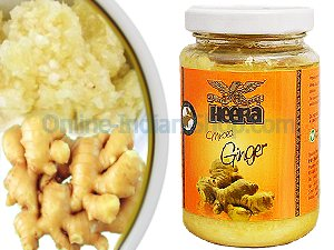 ginger paste, cooking paste, inchi vizhuthu, heera
