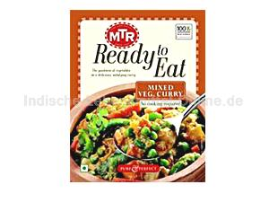 Mixed Vegetable Curry, Ready To Eat, Readymade, MTR, 300g