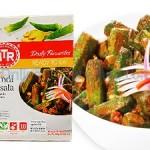 Bhindhi Masala, Okra, Ladies Finger, Ready to Eat, MTR, 300g