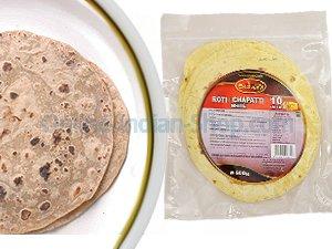 Chapathi, Indian Roti, Fresh, Ready to Eat, Schani, 10 Pieces