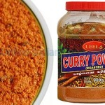 Curry Powder, Roasted, Hot, Sri Lanka, Leela, 900g