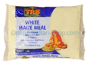 Maize Meal, White, TRS