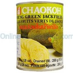 Young Jackfruit, Exotic Tropical Fruit, Tin