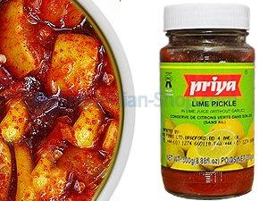 lime pickle, lemon, nimbu, south indian pickle, priya