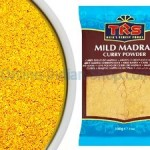madras curry powder, indian spicy powder, mild, trs