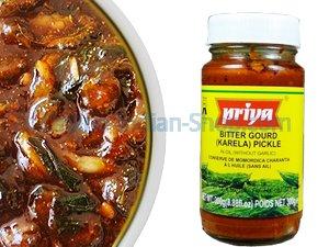 bitter-gourd-pickle-pagarkkai-oorugai-karela-pickle-priya