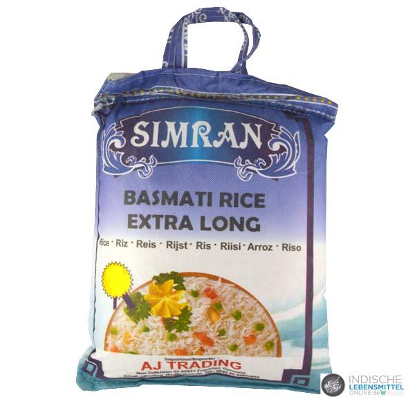 Basmati-Rice Simran