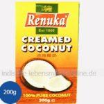 Coconut Creamed, Kokoscreme, Renuka, 200g