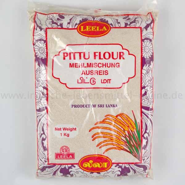 Pittu Flour