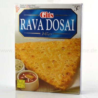 Rava Dosa Mix, South Indian, Instant Dosai Flour, Gits, 500g