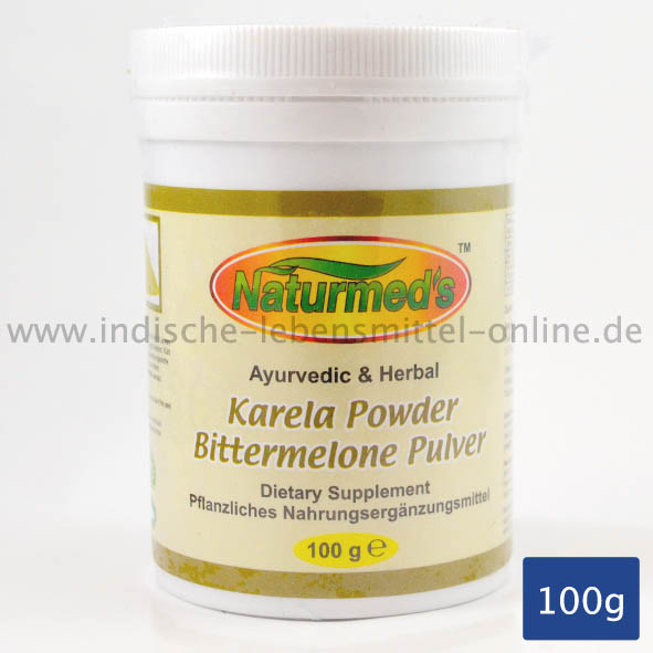 karela-powder-indian-ayurvedic-product-bittergourd-powder-amritha-naturmeds-100g