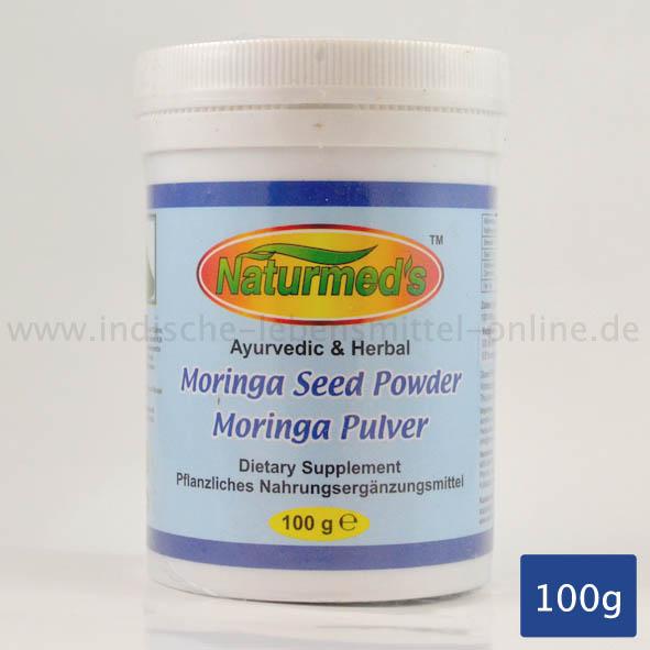 moringa-seed-powder-indian-ayurvedic-product-murungai-podi-amritha-naturmeds-100g