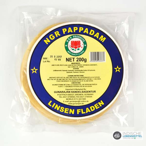 papadam-plain