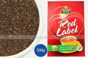 Red Label Tea, Indian Black Tea, 500g,